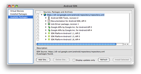 sdk MIPS android