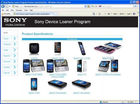 programma app sviluppatori sony