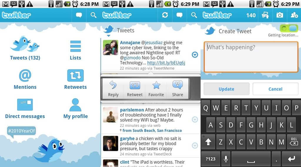 twitter android 3.2.1