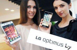 Lg optimus l7 girls