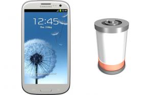 Galaxy s3 battery drain