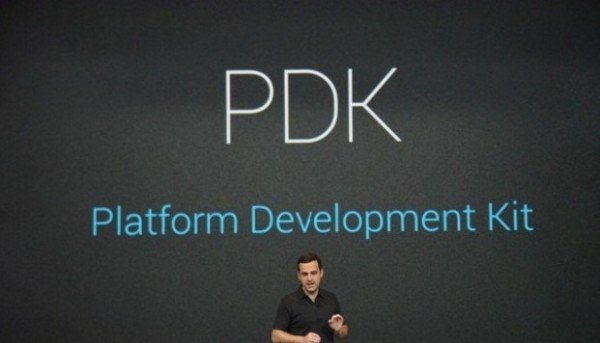 pdk android