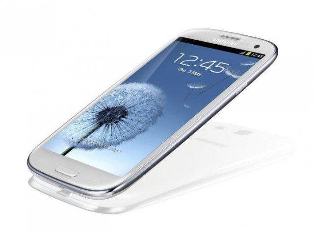 Galaxy S 3 white