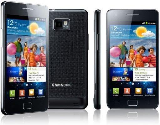 Prova della 4.0.4 per Galaxy S II di TuttoAndroid.net