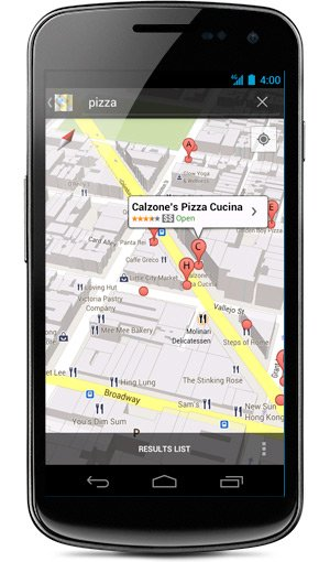 android jelly bean gps