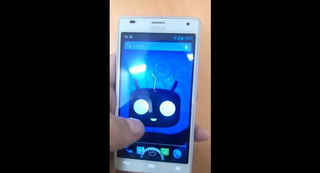 cyanogenmod 10 video