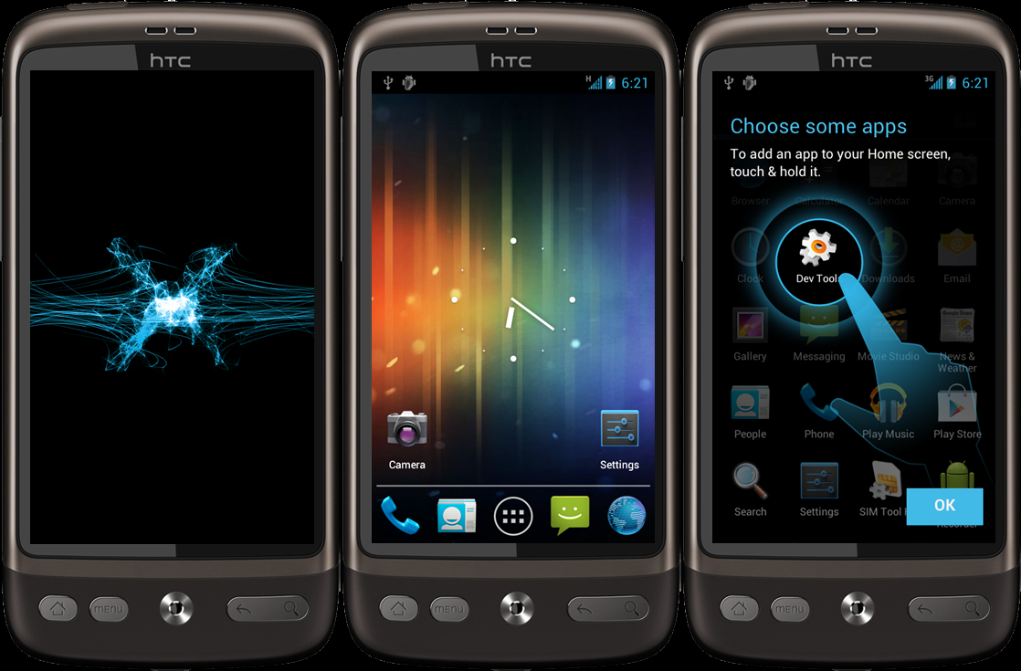 htc desire jelly bean