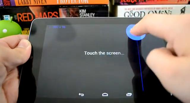 nexus 7 problema touchscreen