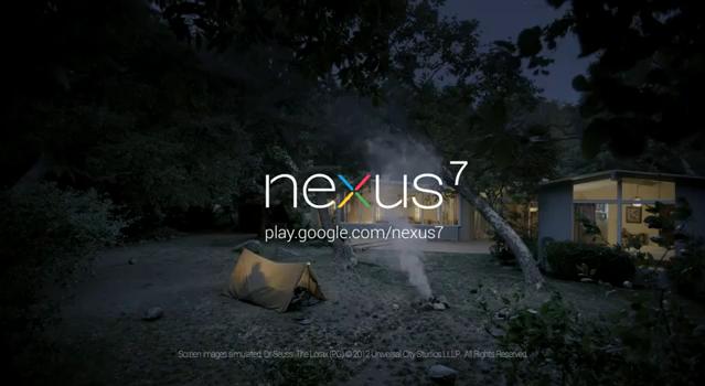spot nexus 7