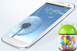 Galaxy S3 Jelly Bean 1