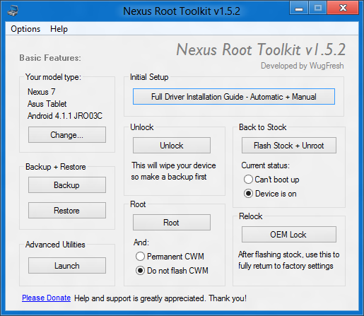 Nexus-Tool-kit
