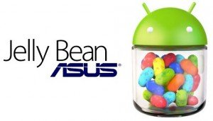 Asus Jelly Bean Update