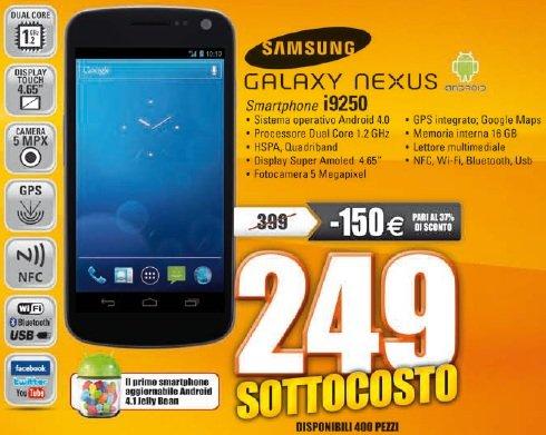 SamsungGalaxyNexusI9250Corsico