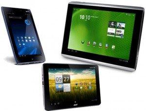 Acer a100 a200 a500
