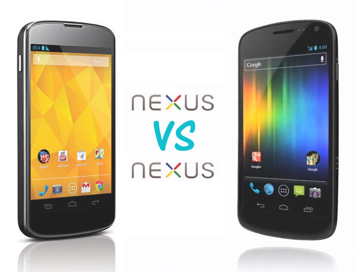 nexus vs nexus