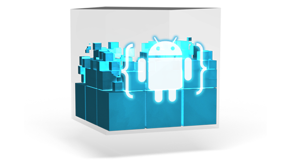 Android-sdk-cube