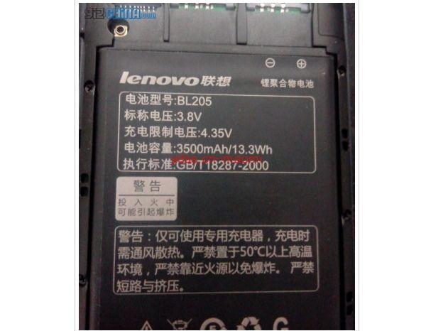 Lenovo-P770-battery