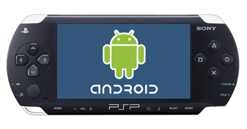 android-psp