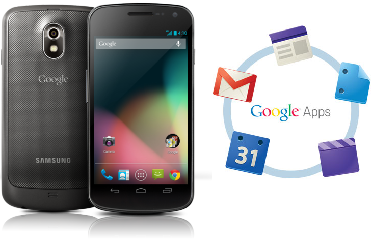 galaxy nexus google apps android 4.2