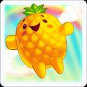 Bubble Shooter Candy Dash-icona