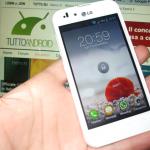 LG Optimus Black ICS