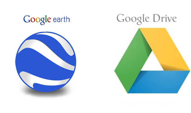 google drive google earth android
