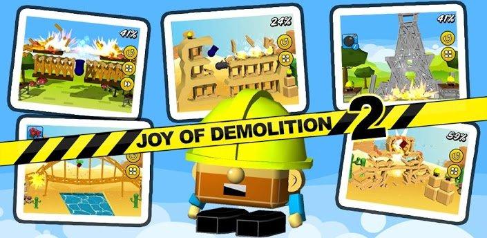 Joy Of Demolition 2 Pro