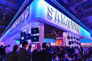 Samsung Galaxy S4 at MWC Barcelona