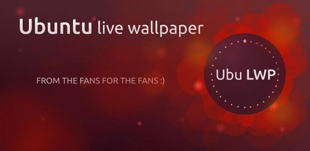 Ubuntu Live Wallpaper-620px