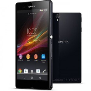 Sony xperia z c6603 android os black big 210196