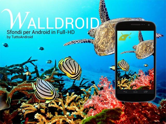 Walldroid edizione fuoco ecco i nostri sfondi in full hd for Sfondi hd android