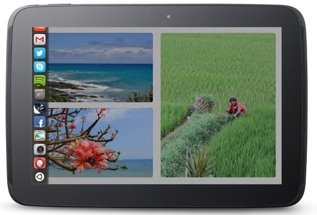 Ubuntu Touch per tablet presentato ufficialmente da