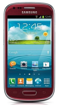 Samsung-Galaxy-S3-Mini-Red