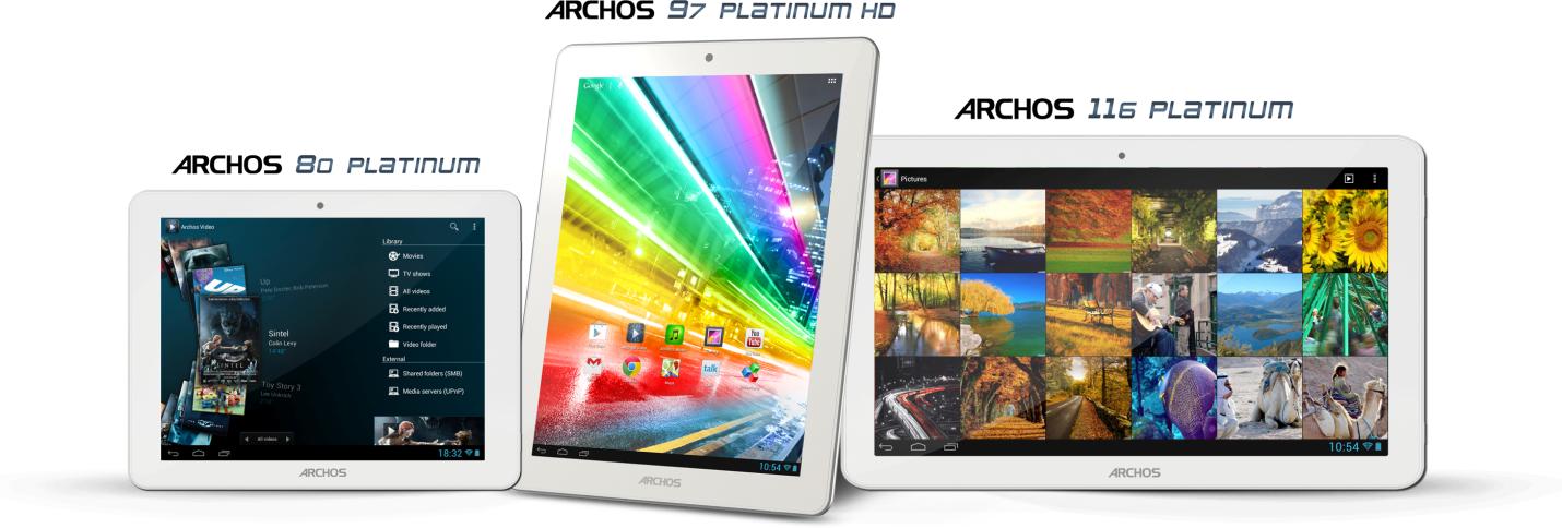 archos 116
