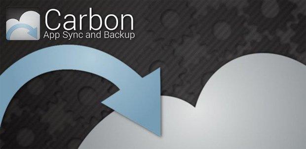 carbon-app-sync-backup