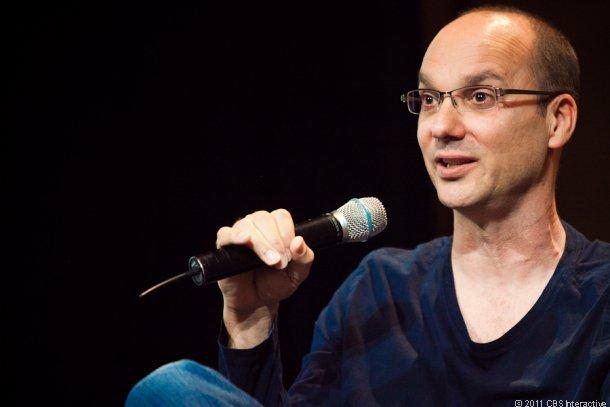 Andy Rubin Quot Nexus Progetto Giovane Nessun Google Store