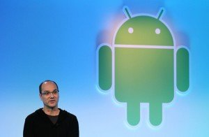 Andy Rubin Androidwall