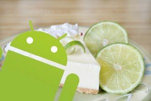 Key Lime Pie Android1