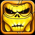 Zombie Run HD icona