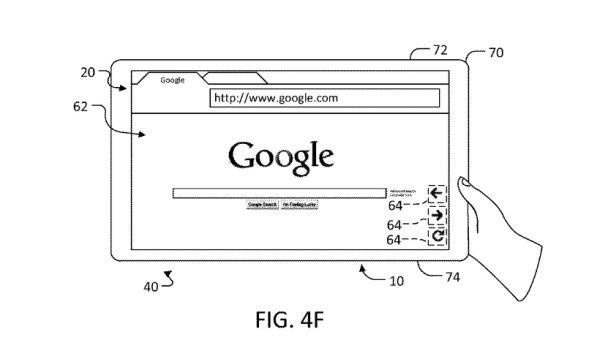 google-patent-adaptable-ui