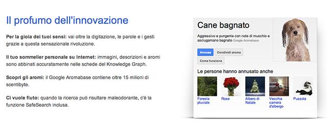 google-olezzo