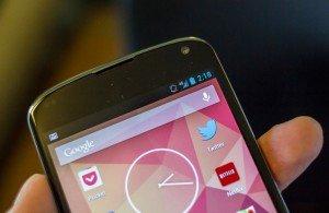 Nexus 4 4g lte