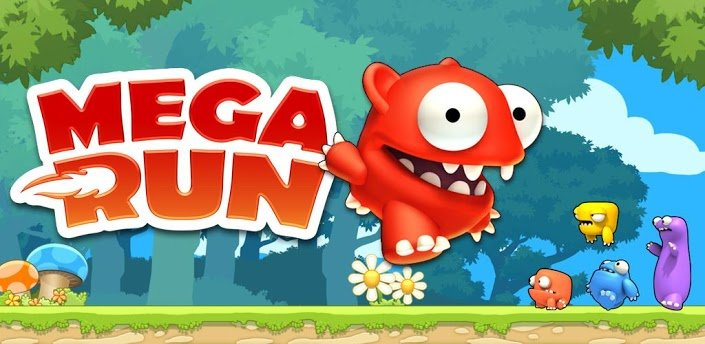 Mega Run - Redford's Adventure
