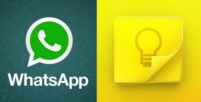whatsapp keep