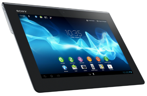 xperia tablet s