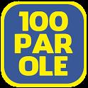 100 parole icona