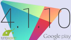 Google Play store 4 1 101
