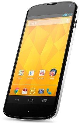 Nexus 4 White - Bianco