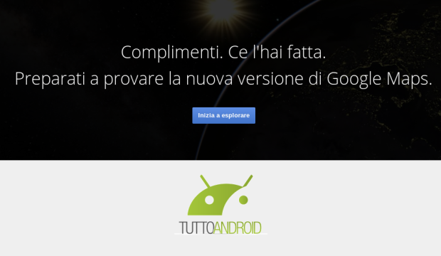 Nuove Google Maps TuttoAndroid