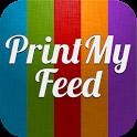 PrintMyFeed stampa le tue foto